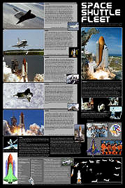 Space Shuttle Fleet